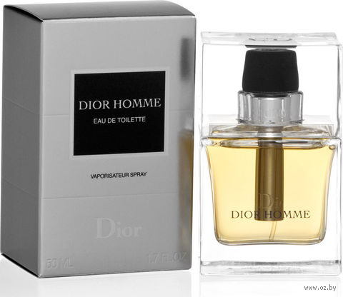 "Туалетная вода для мужчин Christian Dior ""Homme"" (50 мл) — фото, картинка"