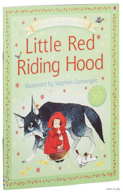 Little Red Riding Hood (м) — фото, картинка