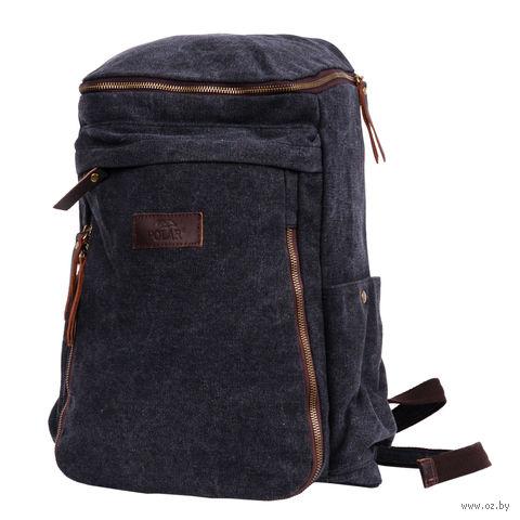 Рюкзак П3392 (14 л; чёрный) — фото, картинка