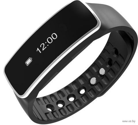 Фитнес-браслет Miru H18 (черный) — фото, картинка