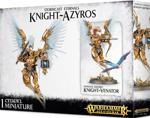 Warhammer Age of Sigmar. Stormcast Eternals. Knight-Azyros (96-17) — фото, картинка