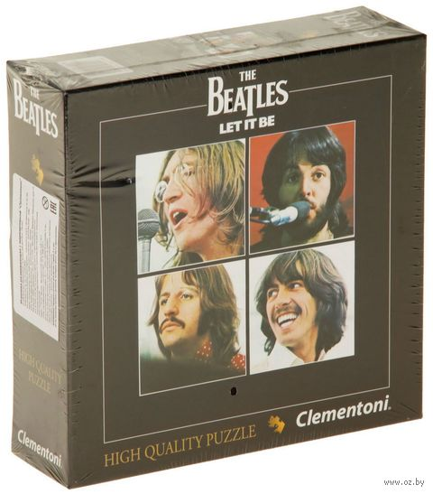 """Пазл """"The Beatles. Let It Be"""" (298 элементов)"""