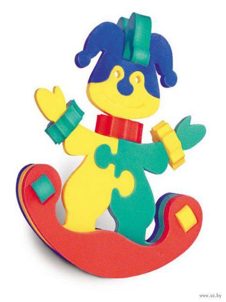 """Развивающая игрушка """"Клоун-качалка"""""""
