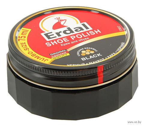 Крем для обуви черный (75 мл)
