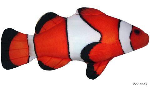 "Игрушка-антистресс ""Рыба клоун"" (50 см) — фото, картинка"