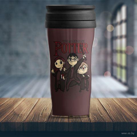 """Термостакан """"Гарри Поттер"""" (арт. 4) — фото, картинка"""