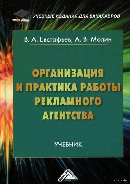 Организация и практика работы рекламного агентства. В. Естафьев, А. Молин