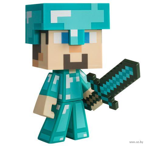 Фигурка. Minecraft Diamond Steve (16 см)