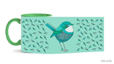 """Кружка """"Птички"""" (329)"""