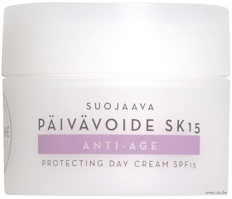 "Дневной крем для лица ""Anti-Age Protecting Day Cream"" SPF15 (50 мл) — фото, картинка"