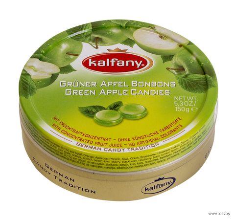 "Леденцы ""Kalfany. Зеленое яблоко"" (150 г) — фото, картинка"