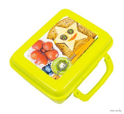 Контейнер для еды (70х200х160 мм) — фото, картинка