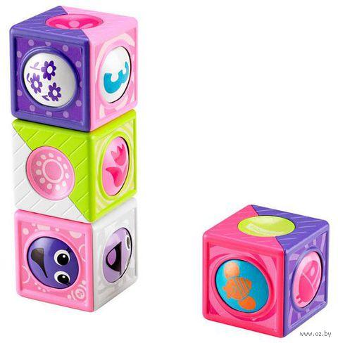 """Кубики """"Волшебные"""" (4 шт; арт. CBL32)"""