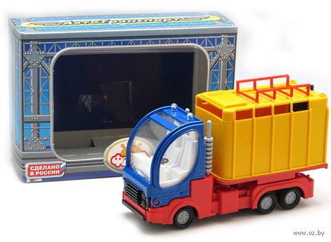 """Игрушка """"Малый фургон"""" (арт. С-41-Ф)"""