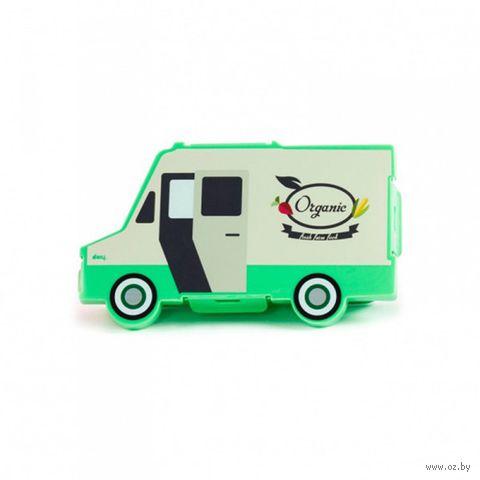 """Ланч-бокс """"Food truck Organic"""""""