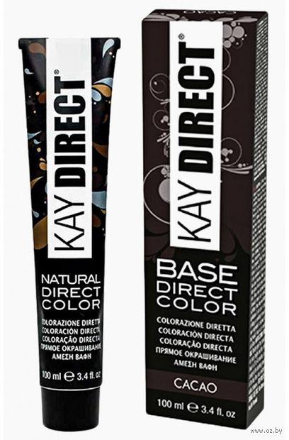 """Краситель для волос """"Прямого действия. Kay Direct"""" тон: какао — фото, картинка"""