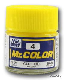 Краска Mr. Color (yellow, C4)
