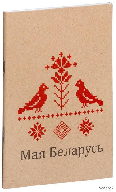 Нататнік для замалёвак «Мая Беларусь. Каханне» А5 — фото, картинка