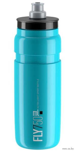 """Бутылка для воды """"Elite"""" (750 мл; голубая) — фото, картинка"""
