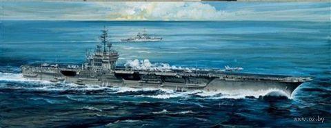 """Авианосец """"U.S.S. America"""" (масштаб: 1/720) — фото, картинка"""