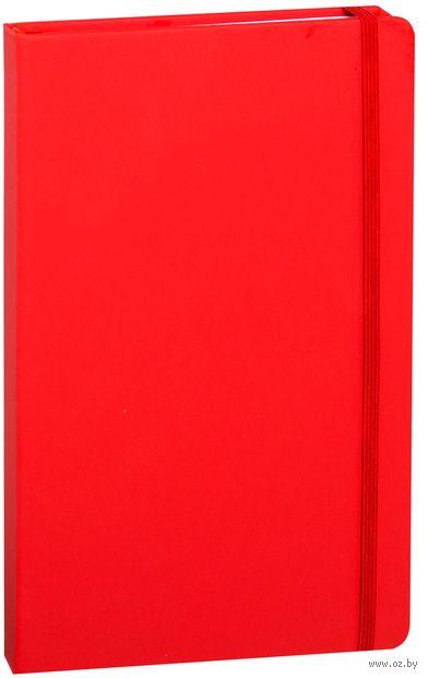 "Блокнот ""Kiel"" (A5; красный) — фото, картинка"