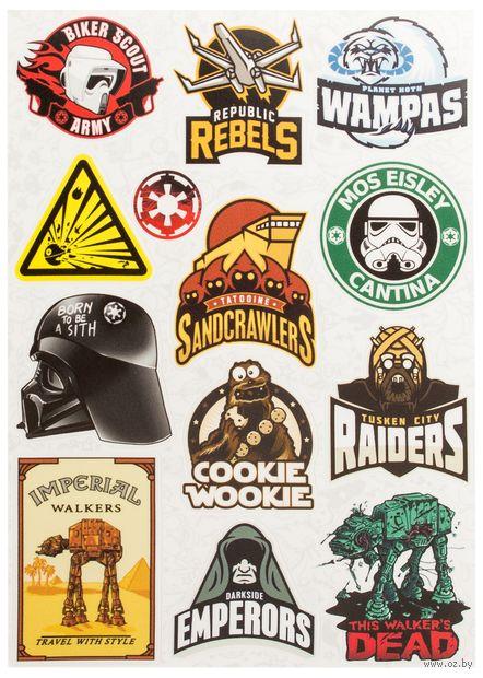 """Набор наклеек №41 """"Star Wars"""" — фото, картинка"""
