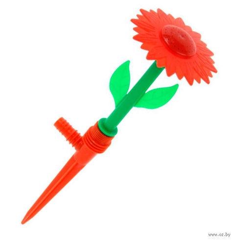 """Разбрызгиватель садовый пластмассовый """"Цветок"""" (33 см; арт. 10649495)"""