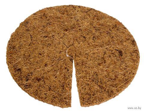 Круг приствольный из кокосового волокна (30 cм) — фото, картинка