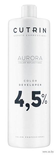 """Окислитель для волос """"Color Developer 4,5%"""" (1 л) — фото, картинка"""