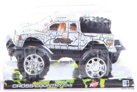 """Автомобиль инерционный """"Джип Cross Country Car"""" (арт. YD2828)"""