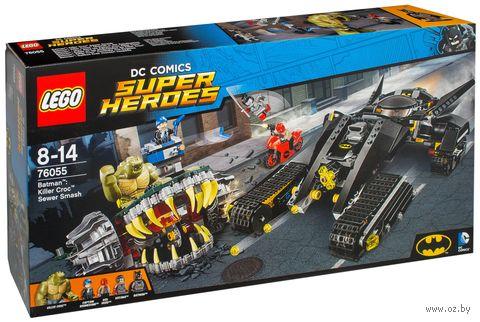"LEGO Super Heroes ""Бэтмен: убийца Крок"" — фото, картинка"