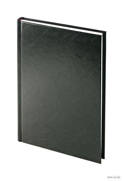 """Ежедневник недатированный """"Ideal New"""" (А5; черный) — фото, картинка"""