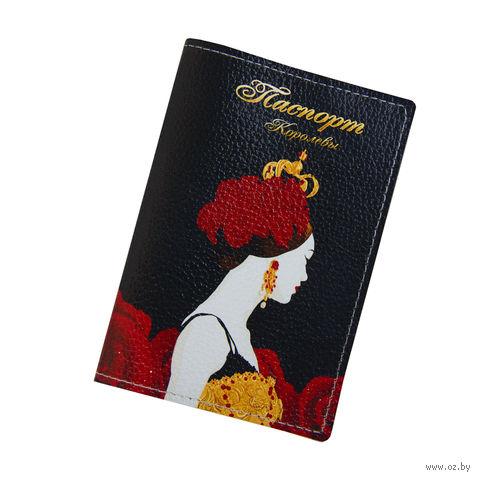 Обложка на паспорт (арт. C1-17-837) — фото, картинка