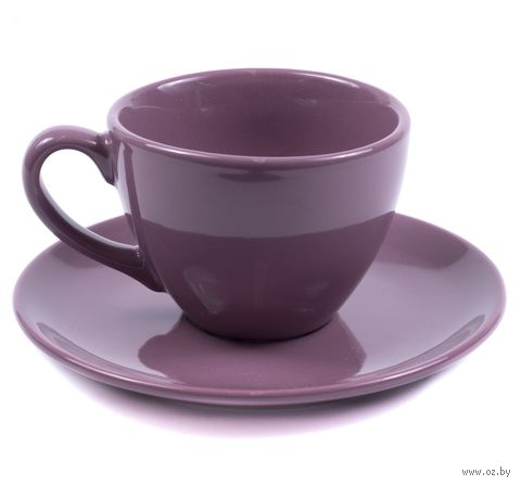 Чашка с блюдцем (арт. 3296/CF/71) — фото, картинка
