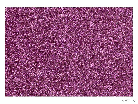 "Фольга для декорирования ткани ""Розовый"" (296х204 мм) — фото, картинка"