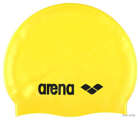 Шапочка для плавания Classic Silicone Cap (арт. 91662 35) — фото, картинка