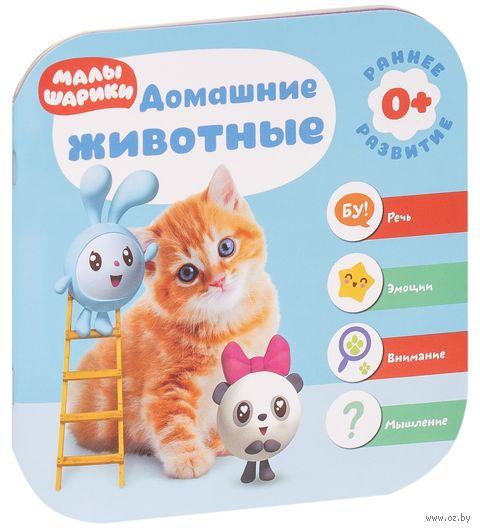 Малышарики. Курс раннего развития 0+. Домашние животные — фото, картинка