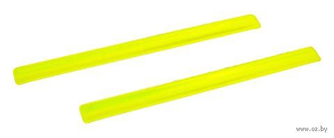 Лента светоотражающая (2 шт.; 400х30 мм) — фото, картинка