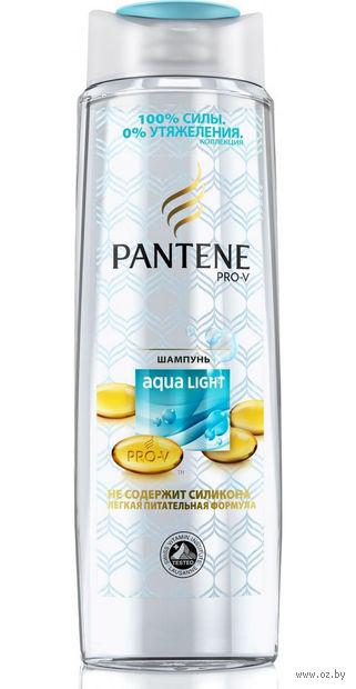 """Шампунь для волос PANTENE PRO-V """"Aqua Light"""" (400 мл)"""