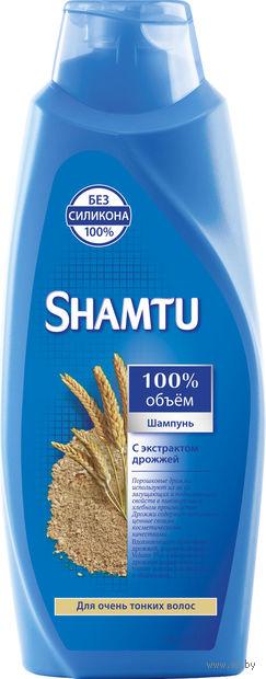 """Шампунь SHAMTU """"С экстрактом дрожжей"""" (700 мл)"""