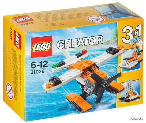 "LEGO Creator ""Гидроплан"" (катер/катамаран)"