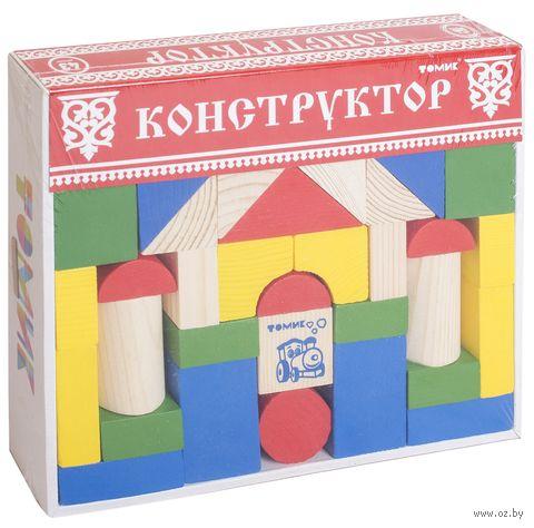 """Конструктор """"Цветной"""" (43 детали) — фото, картинка"""