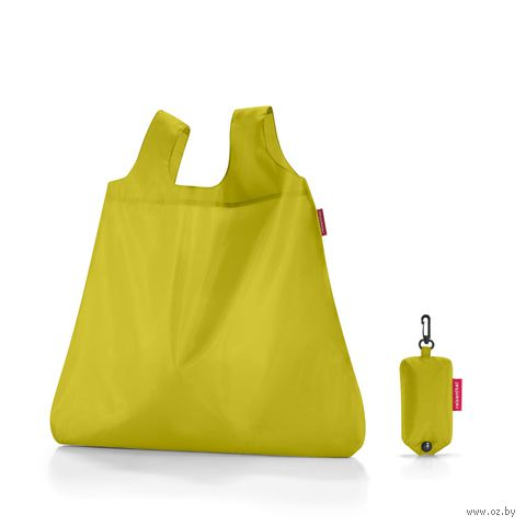 "Сумка складная ""Mini maxi shopper"" (apple green)"