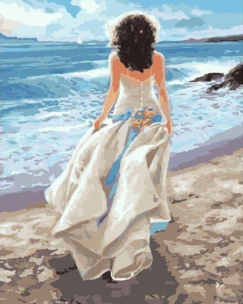 "Картина по номерам ""Морской бриз"" (400х500 мм) — фото, картинка"