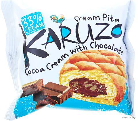 """Пирожное """"Karuzo. Cocoa Сream"""" (62 г) — фото, картинка"""