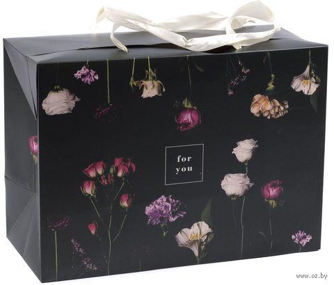 "Подарочная коробка ""For"" (арт. 25655461) — фото, картинка"