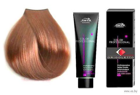 """Краска для волос """"Joanna Color Professional"""" (тон: 7.4, медный блонд)"""
