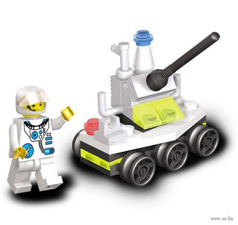 """Конструктор """"SuperBlock. Открытый космос. Марсоход"""" (45 элементов)"""