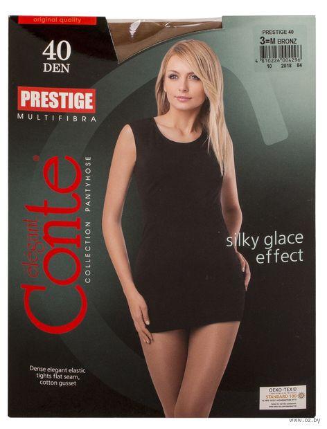 """Колготки женские классические """"Prestige 40"""" — фото, картинка"""