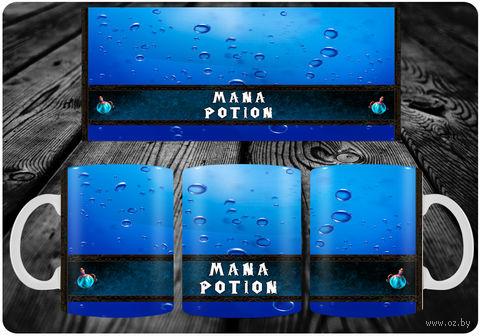 "Кружка ""Mana Potion"" (art.51)"